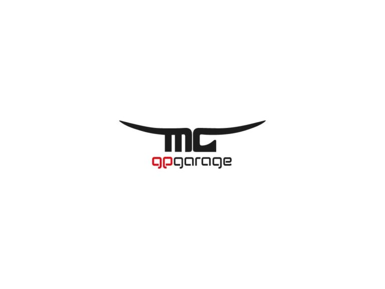 logo brochure gp garage mini cooper giaco studio