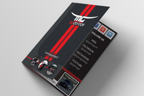 brochure gp garage mini cooper giaco studio