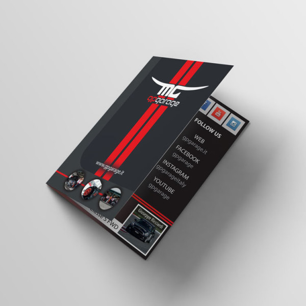 brochure gp garage mini cooper giaco studio