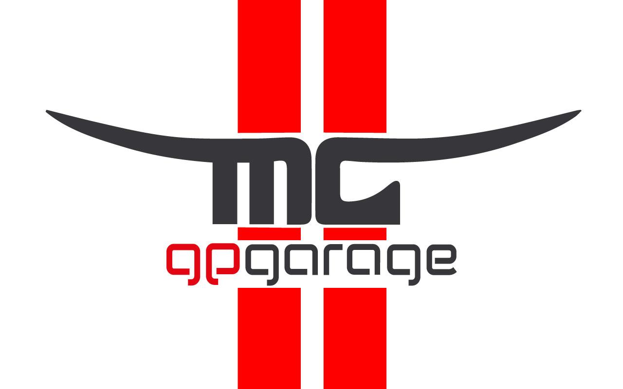 logo 2 brochure GPgarage mini cooper giaco studio