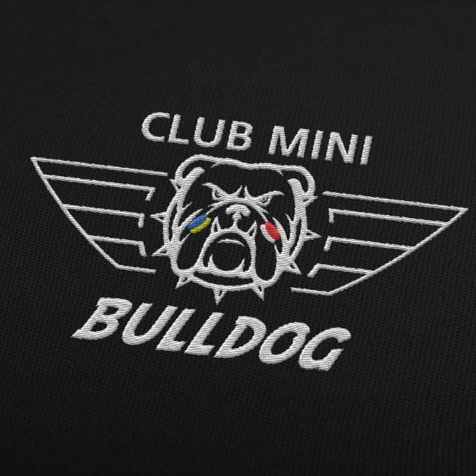 logo club mini cooper Verona giaco studio