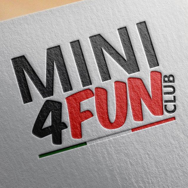 mockup restyling logo bmw mini grafica merchandising giaco studio