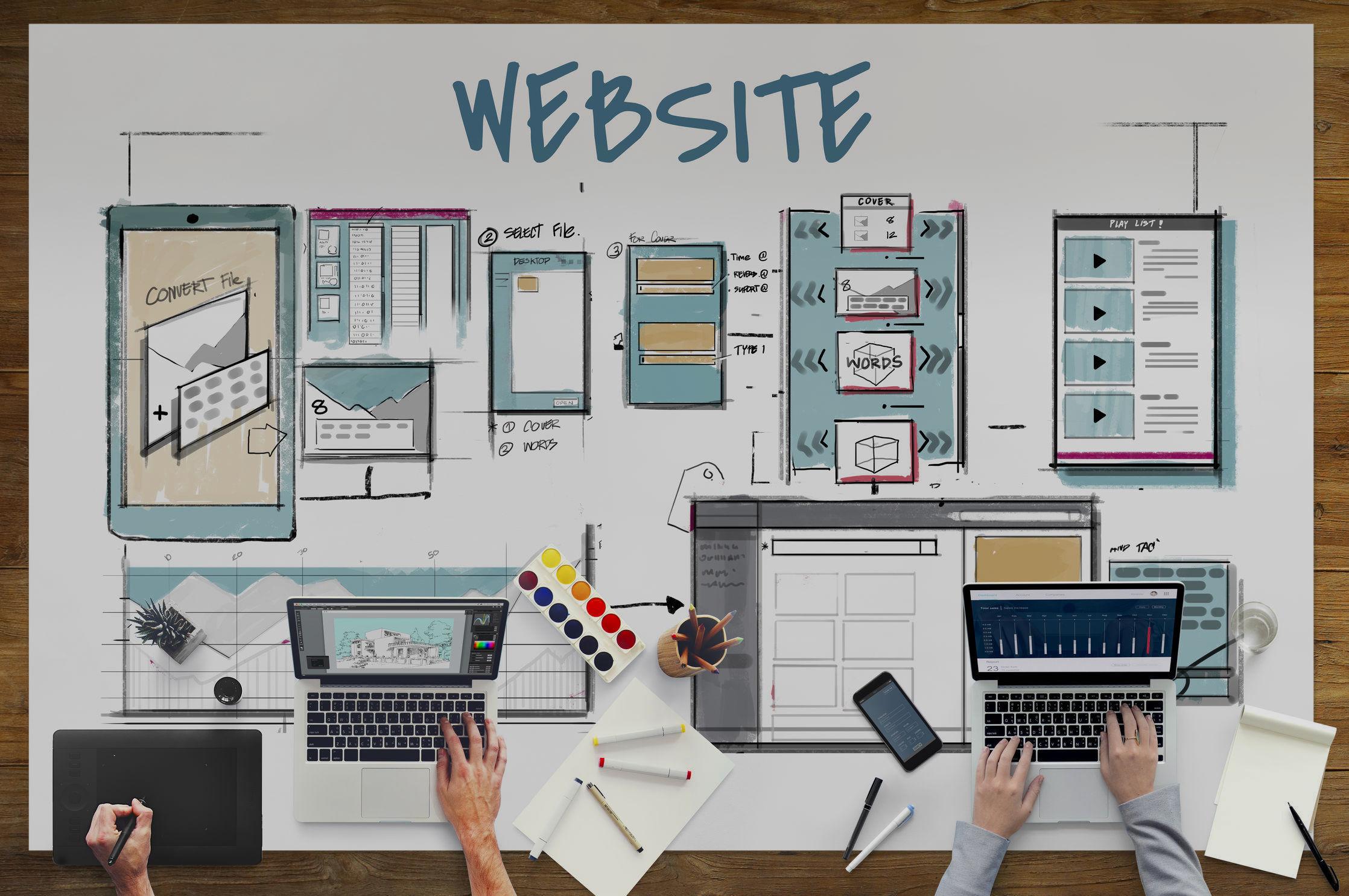 Giaco studio Realizziamo siti internet dal design unico