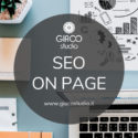 SEO On page Come ottimizzare una pagina web