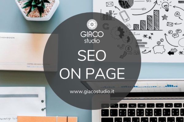 SEO On page Come ottimizzare una pagina web