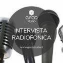 Intervista radiofonica Live Social radio dolomiti Giaco studio
