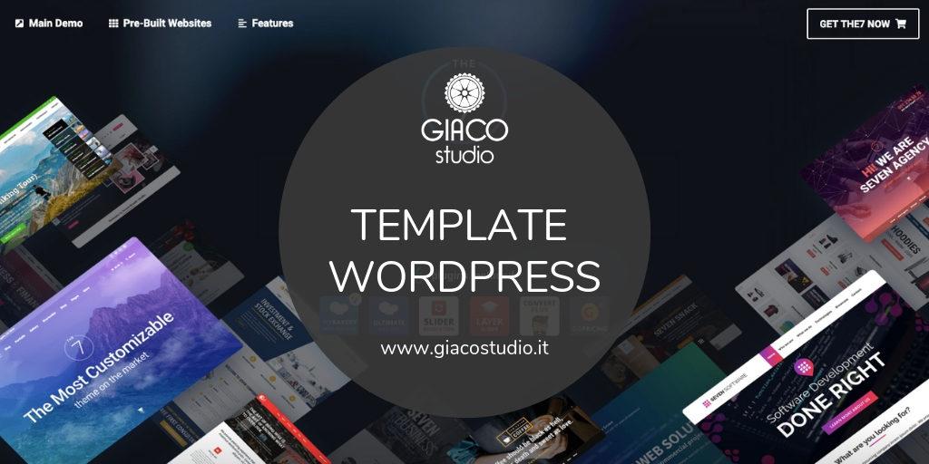 template wordpress come scegliereil migliore tema