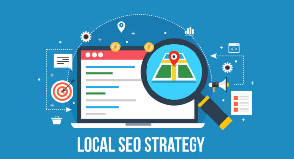 local seo strategy local search