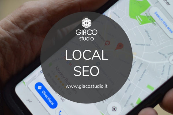 Local SEO per PMI Giaco studio