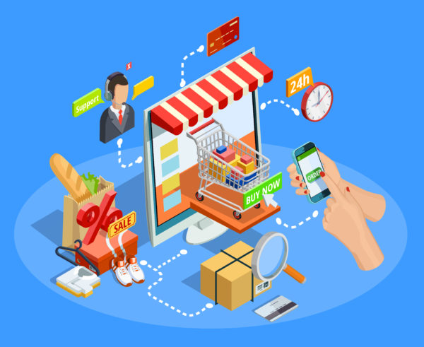 Caratteristiche e vantaggi di un e-shop