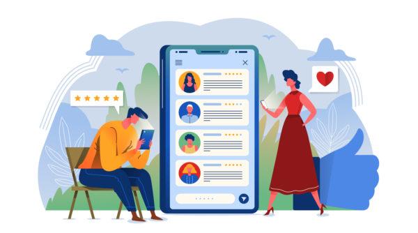 recensioni clienti online - passaparola digitale