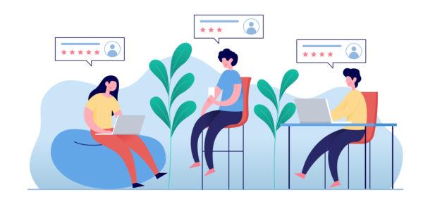 recensioni clienti - reputazione online