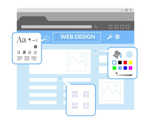 web design blog Giaco studio