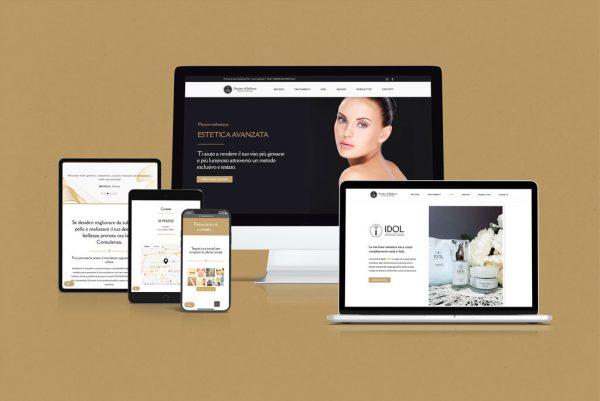 desideri di bellezza estetica lainate sito web
